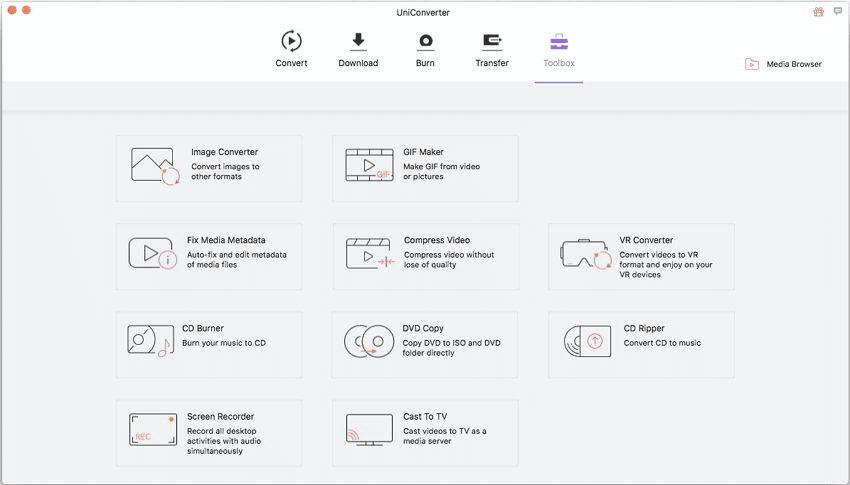 كيفية نسخ DVD باستخدام iSkysoft Video Converter Ultimate على نظام Mac