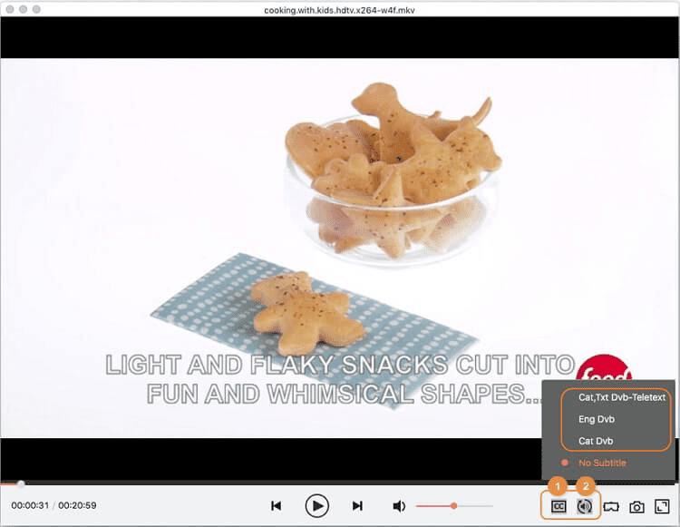 como reproduzir vídeos no mac usando o iskysoft imedia converter deluxe mac