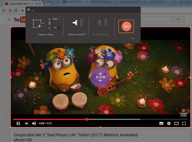 comment enregistrer des vidéos en utilisant uniconverter