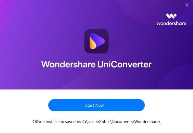 launch uniconverter 13