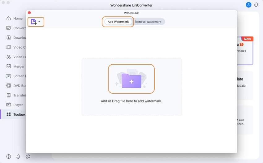 add-files-to-watermark-editor-mac