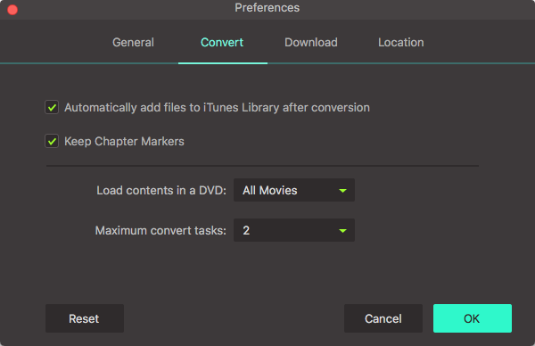 convert vob to itunes