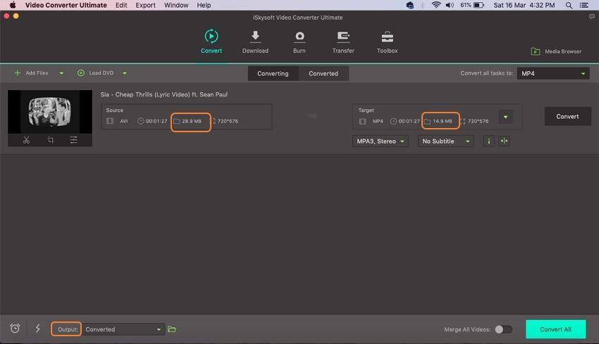 Compress video in iMovie alternative