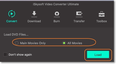 convert dvd to any format