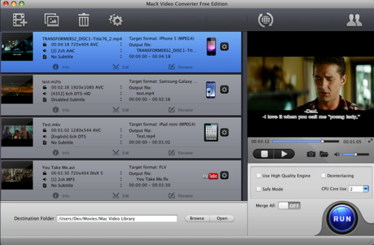 How to burn MKV to DVD on Mac