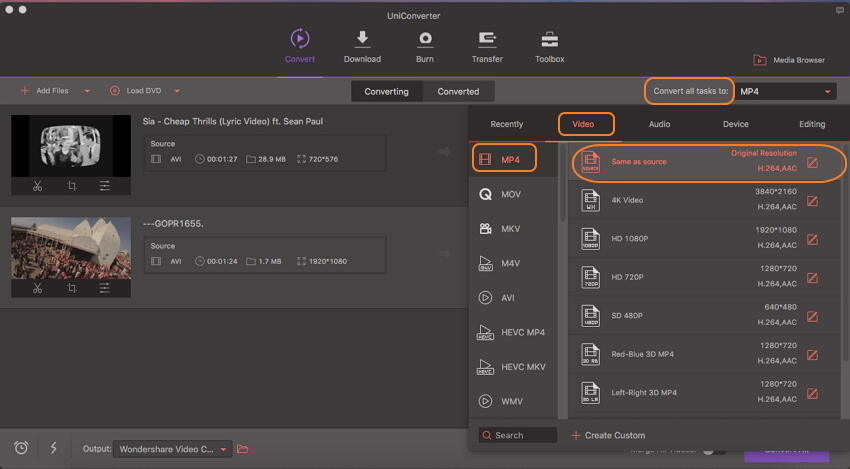 How to Convert AVI to MP4 on Mac (iMac, iMac Pro, Macbook, etc)