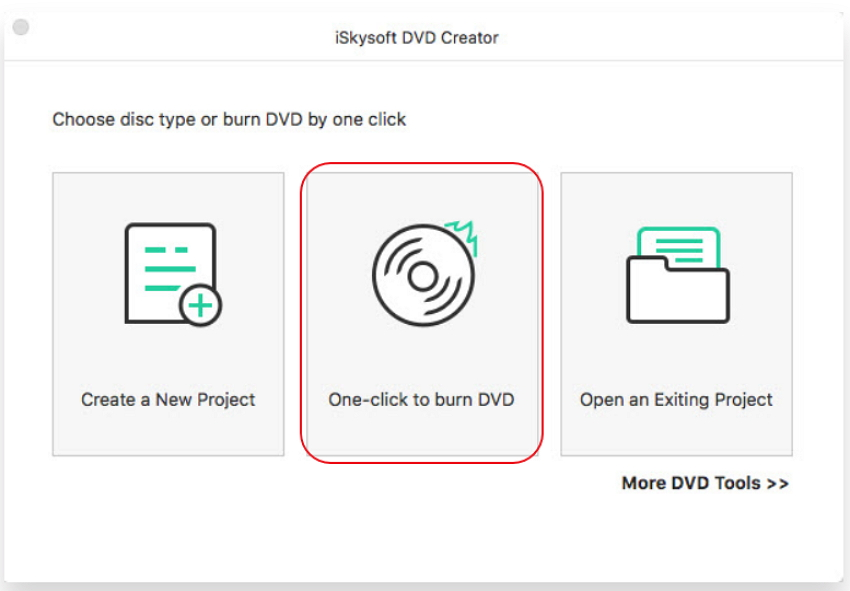 open dvd creator for burn movie to dvd mac