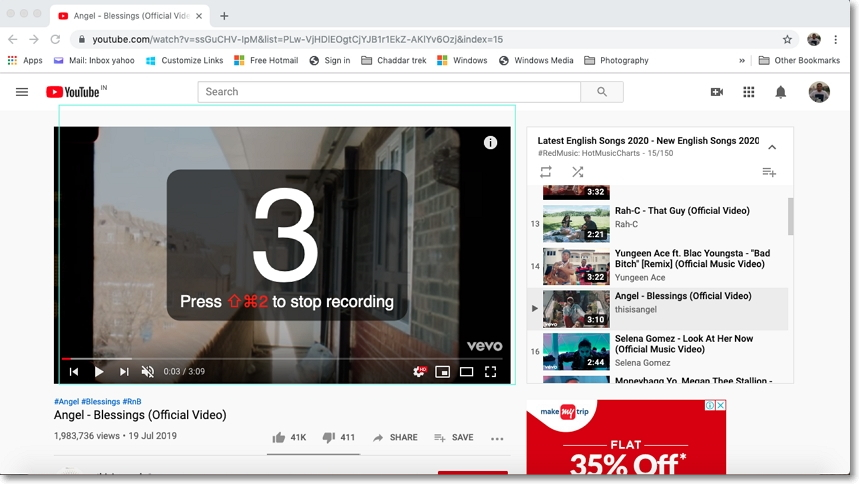 record online video
