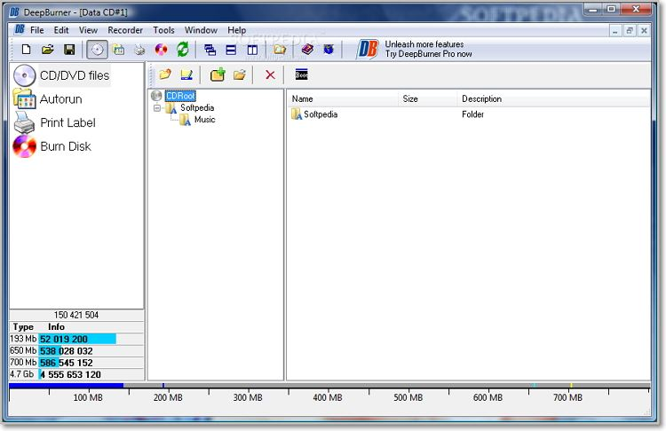 burn movie to dvd free with deepburner