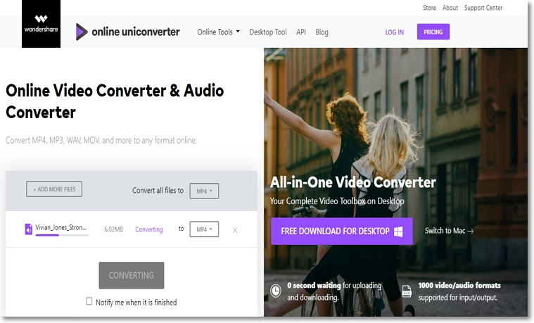 convert wmv to mp3 online free