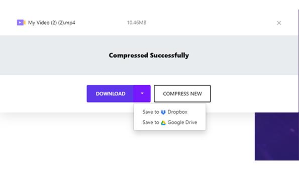 download-compressed-video