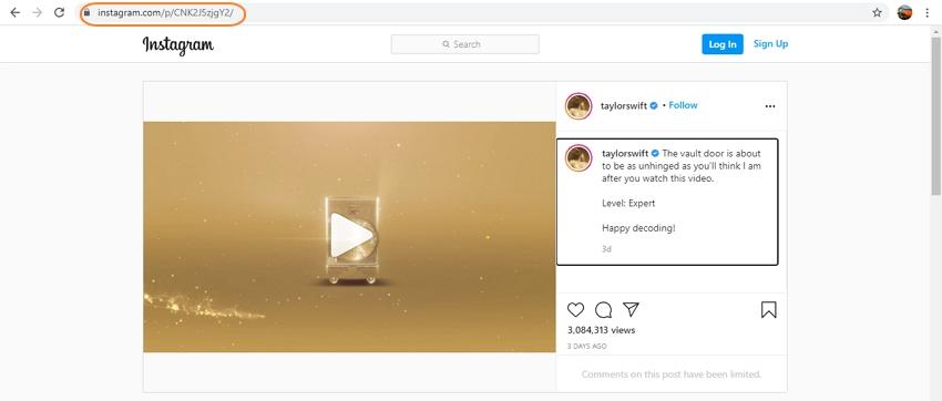 get-instagram-video-url