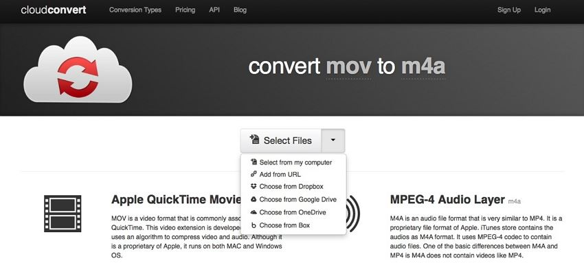 Top 4 Quick Solutions to Convert MOV to M4A in High Quality
