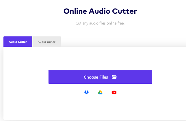 choose-mp3 to cut