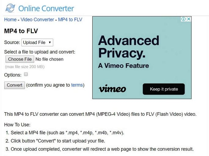 Top 5 Ways to Easily Convert MP4 to FLV