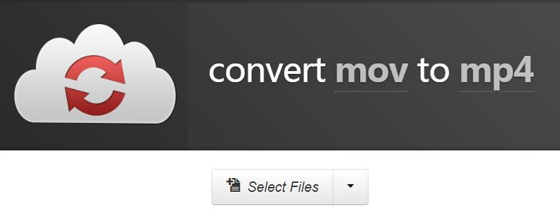 online mov to mp4 converter mac