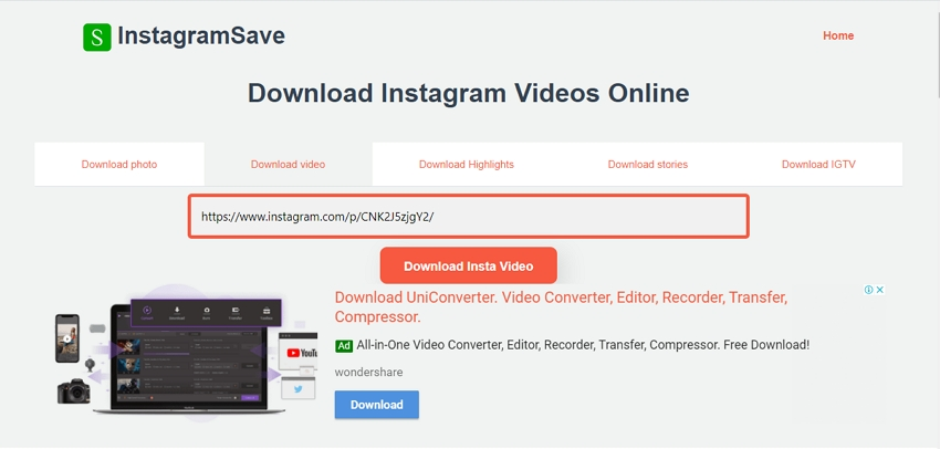 download-instagram-video-online