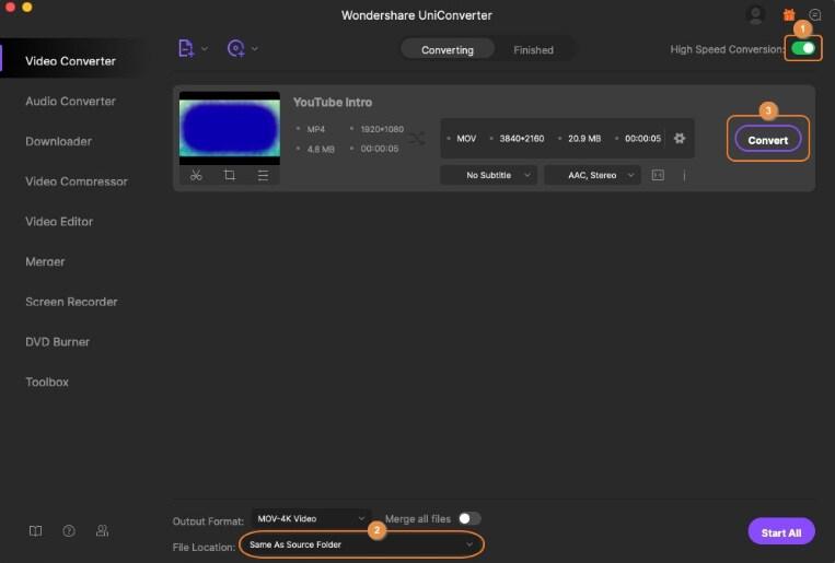 convert video to mp4 on mac