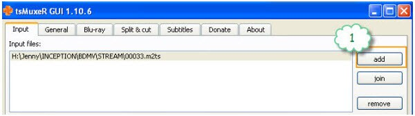 M2TS Subtitle Tool 5.2