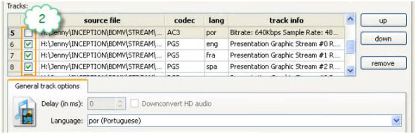 M2TS Subtitle Tool 5.1