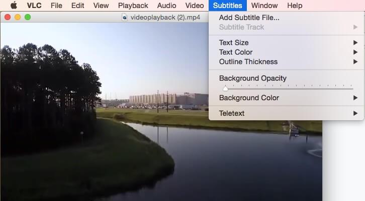 Add Subtitles in VLC 5