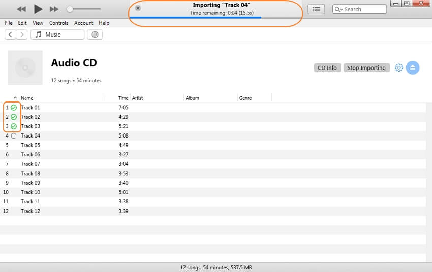 How to Convert CD to MP3 in iTunes