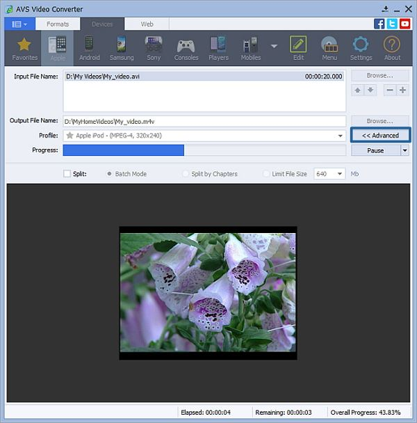 Creative Ways to Convert AVCHD Codec on MAC & Windows