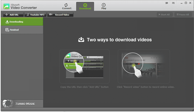 iskysoft video converter windows