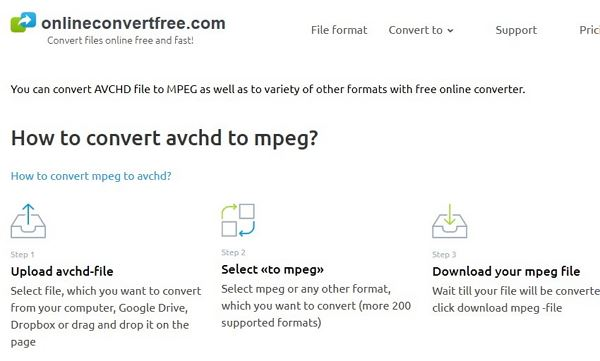 open online convert free tool