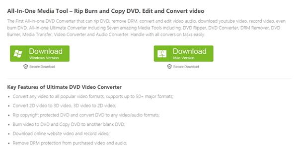Ultimate DVD Online Video Converter