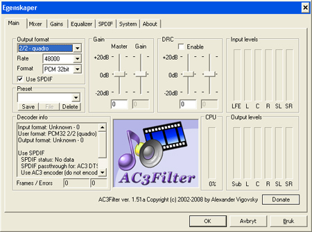 quicktime player 3rd party codec ac3