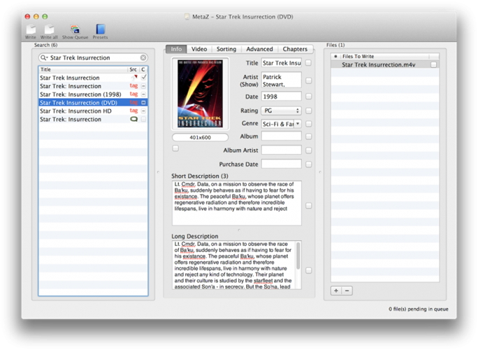 How to Add Metadata to MP4 on Mac [Step-by-step]