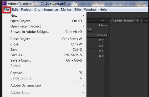 How to Export Adobe Premiere Pro to MP4 Easily [Solved!]