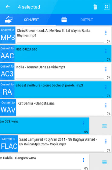 android converter mp3 free