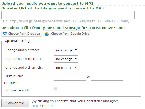 convert amr file to mp3