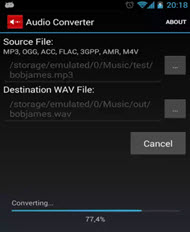 Convert AAC to MP3 on Android: Top 10 AAC to MP3 Converter Apps
