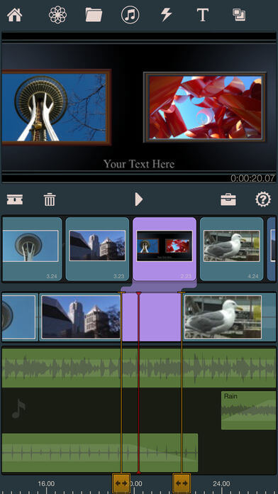 mp4 joiner for iphone - Pinnacle Studio Pro
