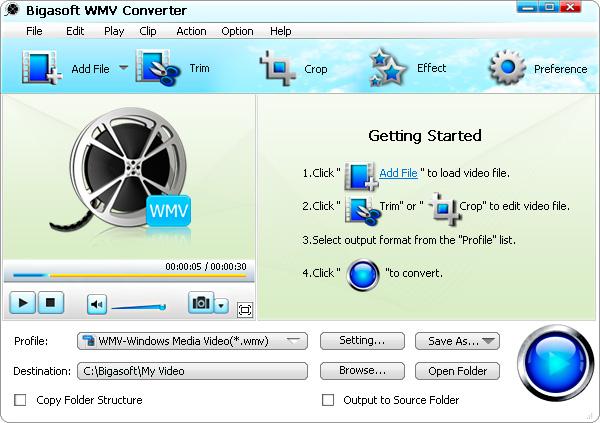 best wmv converter