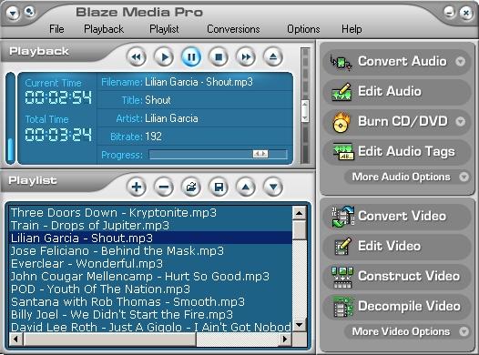 Free Video Compressor on Mac with BlazeMedia Pro