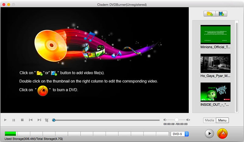 Convert AVI to DVD: How to Burn AVI to DVD on Mac or PC