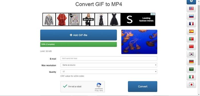 gif to mp4 GIF-2-MP4