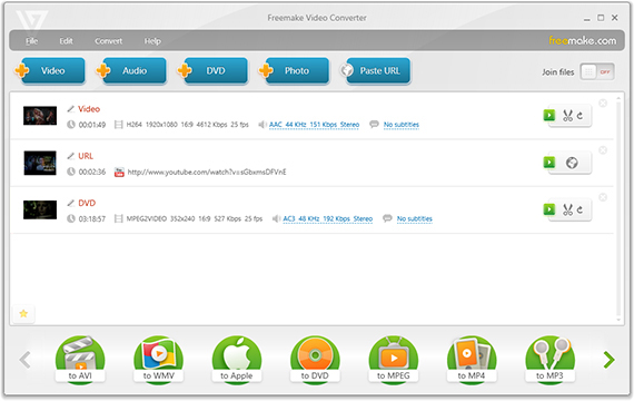 Online MP4 to HTML5 Converter