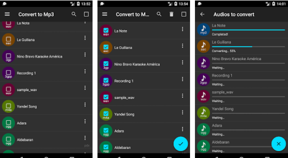 youtube to mp3 converter app for android phone