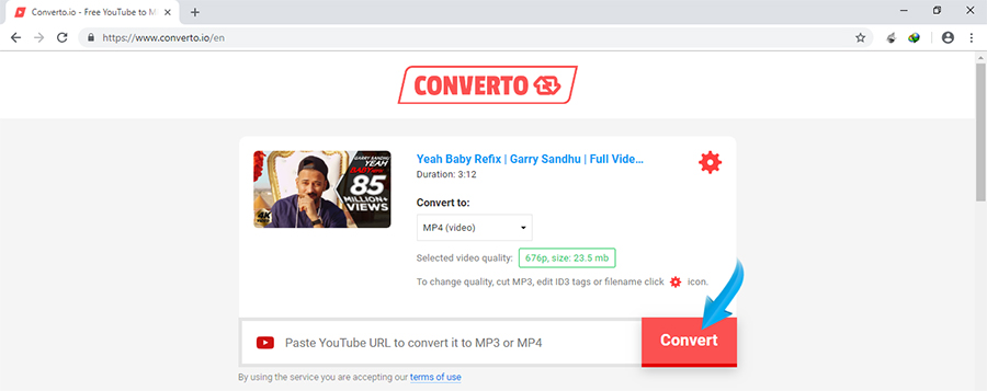 Top 5 Online YouTube Converter