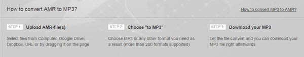 convert m4a to mp3 online