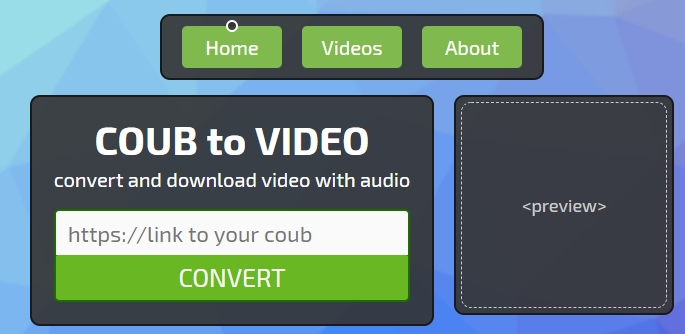 Convert Coub to MP4 with 3 Effective Methods