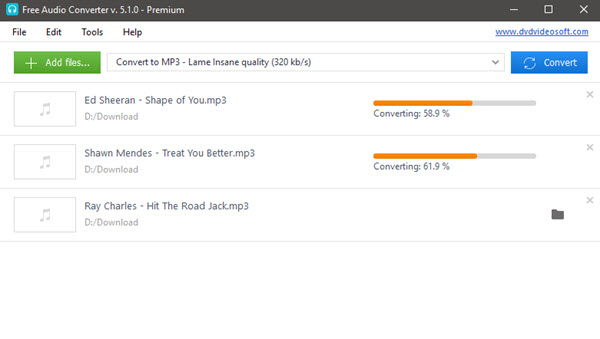 wav to mp3 converter download