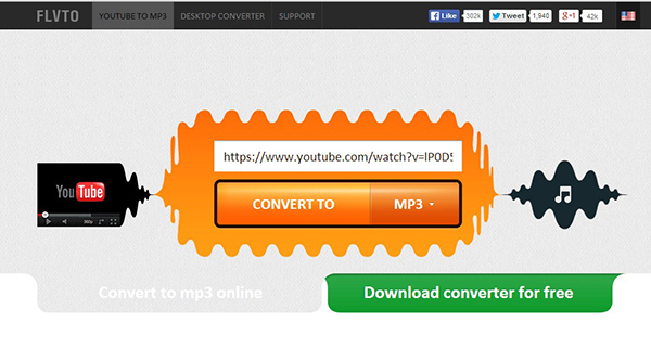 youtube audio converter online free