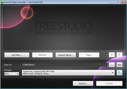 flv to avi converter freeware