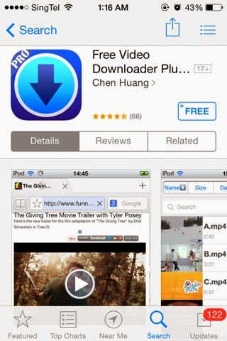 free youtube video downloader apple